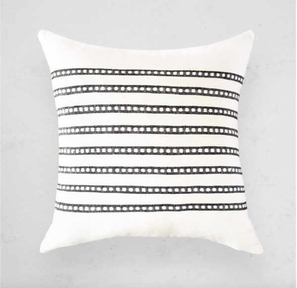 Bole Road Dessie Pillow