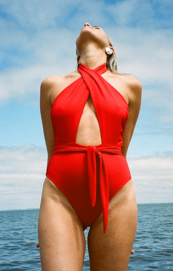 MARA HOFFMAN Roni One-Piece