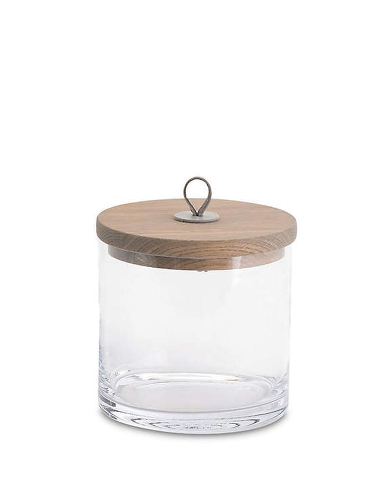 GLOBAL VIEWS Small Rustic Container