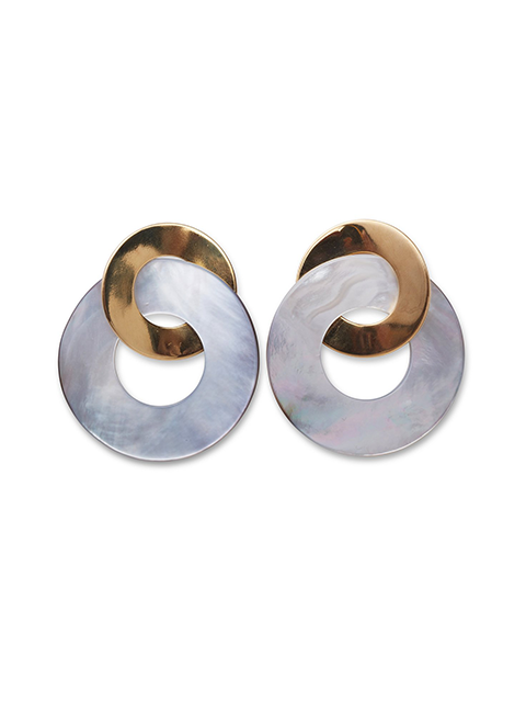 LIZZIE FORTUNATO Solstice Earrings