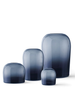 Creative Danes Large Troll Vase in Midnight Blue