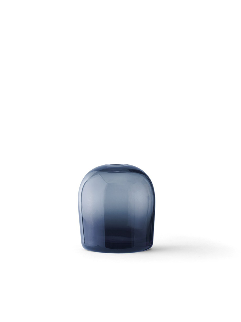 Creative Danes Small Troll Vase in Midnight Blue
