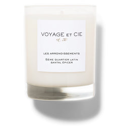 "Voyage et Cie 4"" Highball 'Quartier Latin' (Santal Epicer)"