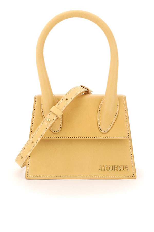 JACQUEMUS Le Chiquito Moyen Handbag - Light Brown