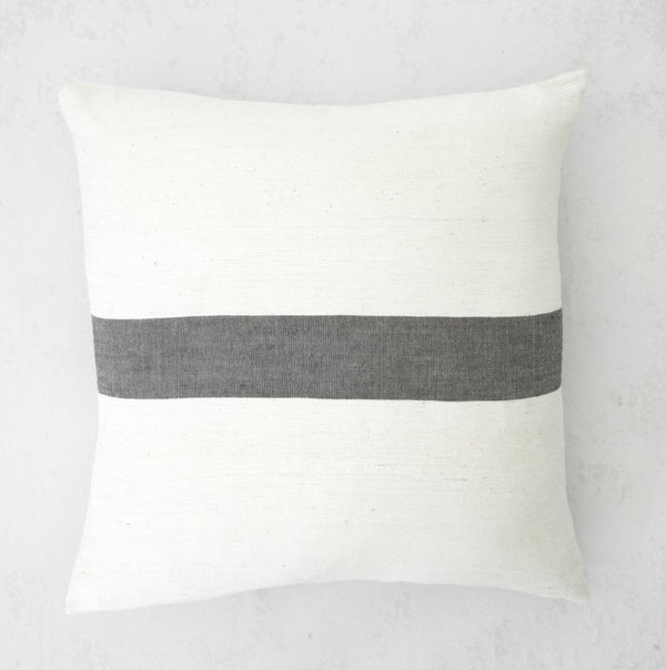 BOLE ROAD Textile Zelalem Pillow in Onyx