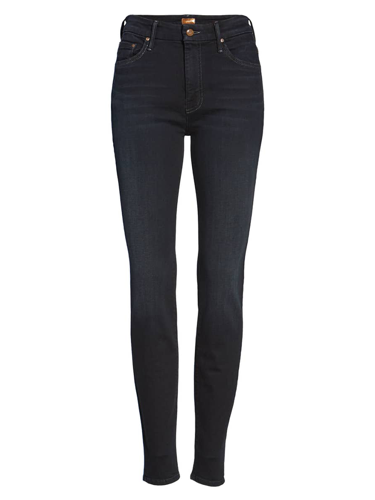 Mother HW Looker High Rise Skinny Jean