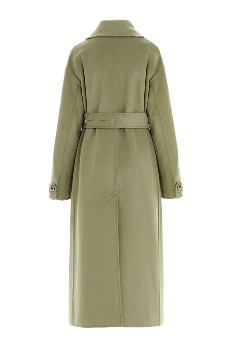 Jacquemus Le Manteau Sabe - Light Green