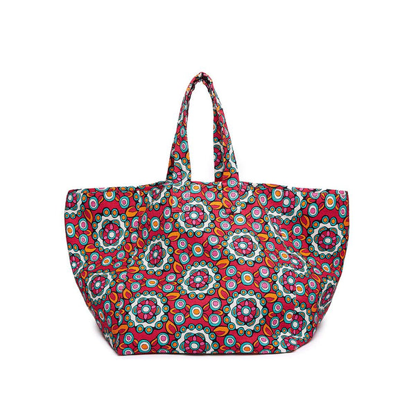 LA DOUBLEJ Printed Reversible Tote Bag