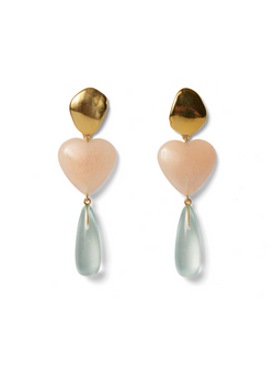 LIZZIE FORTUNATO Formentera Earrings