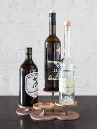 GENTNER DESIGN Multiple Bottle Stand
