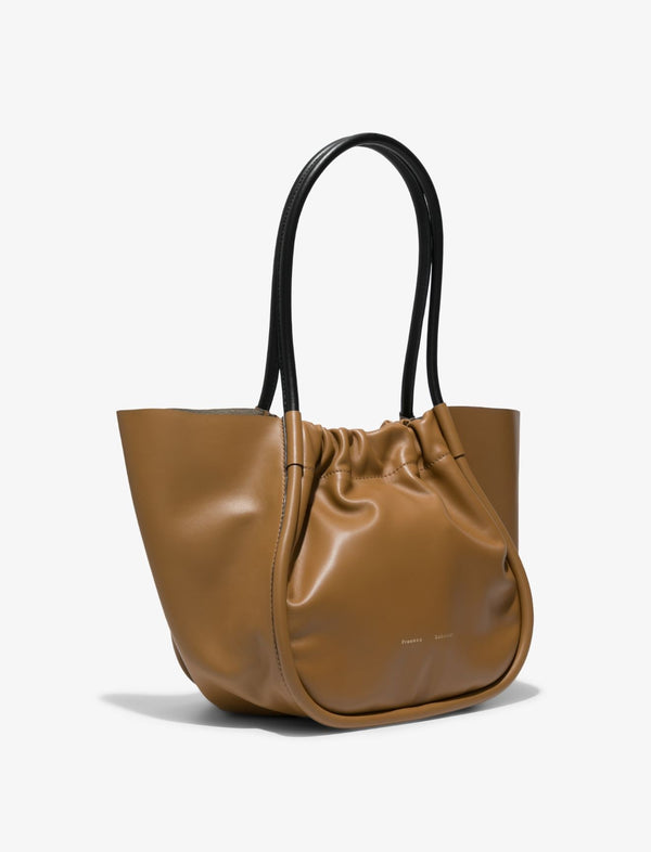 PROENZA SCHOULER Large Ruched Tote - Tapenade