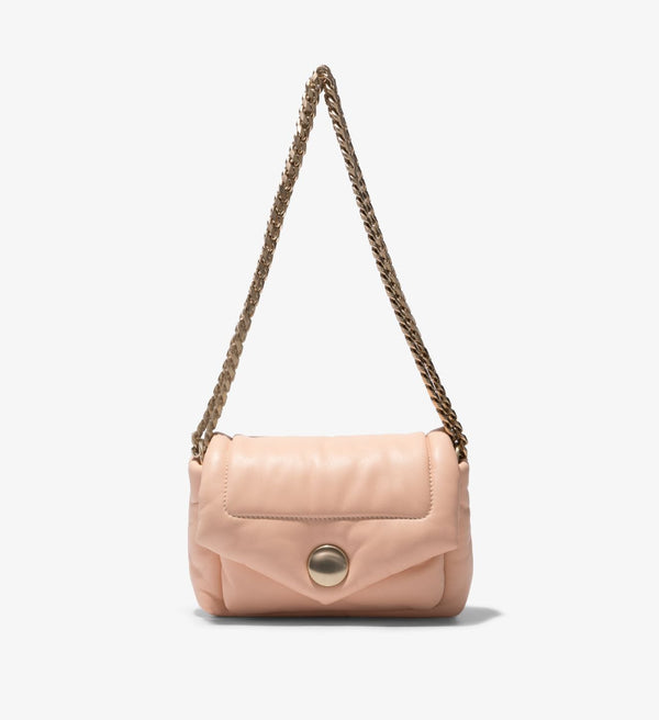 PROENZA SCHOULER Puffy Napa Peach Shoulder Bag