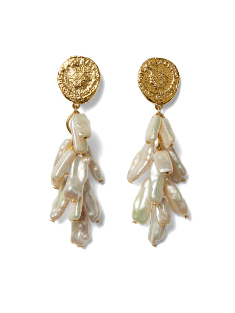 LIZZIE FORTUNATO Roma Earrings