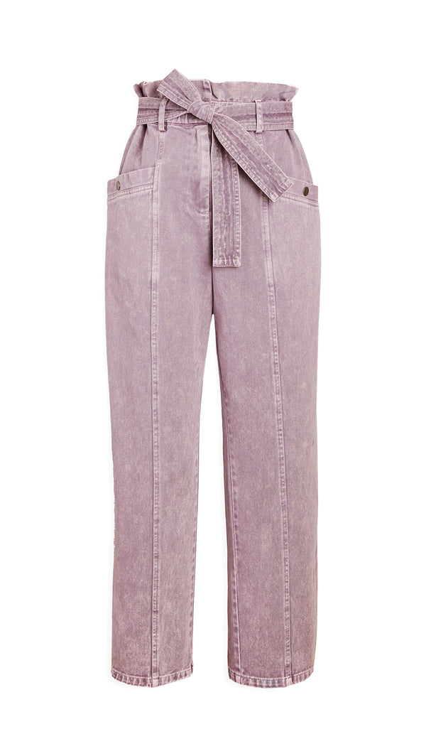 SEA Idun Pants - Lilac