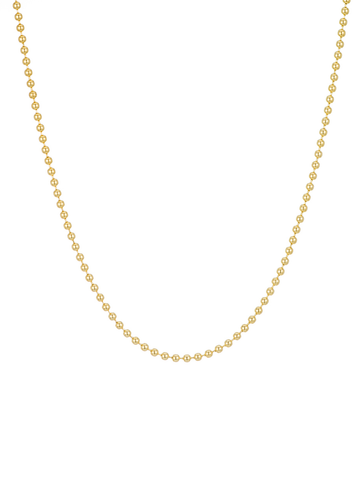 Ariel Gordon Spot Chain Necklace