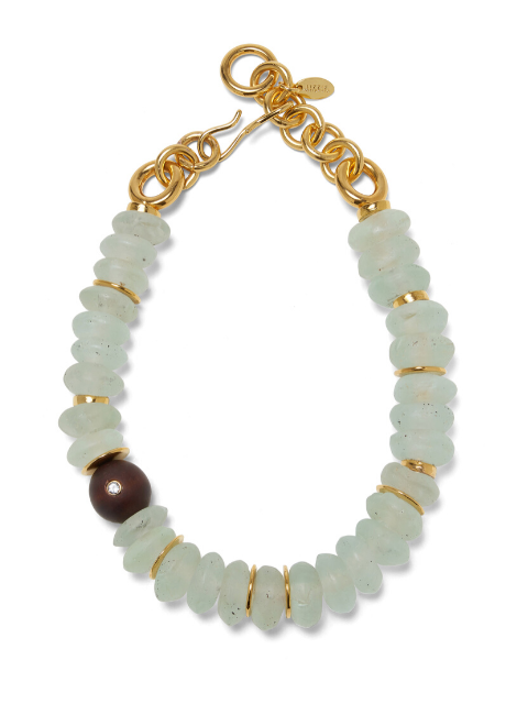 LIZZIE FORTUNATO Tidal Necklace