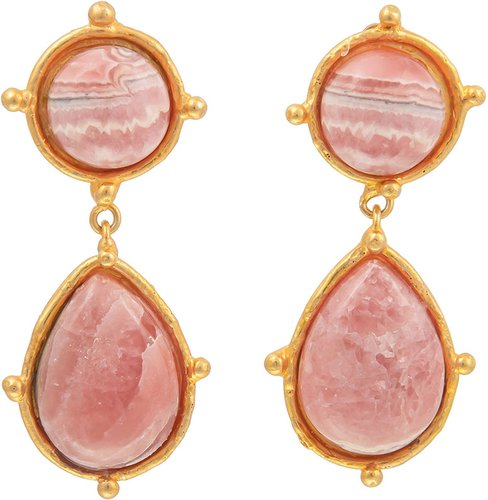 SYLVIA TOLEDANO Pierres Drop Earrings