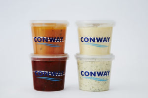 Sauces Conway