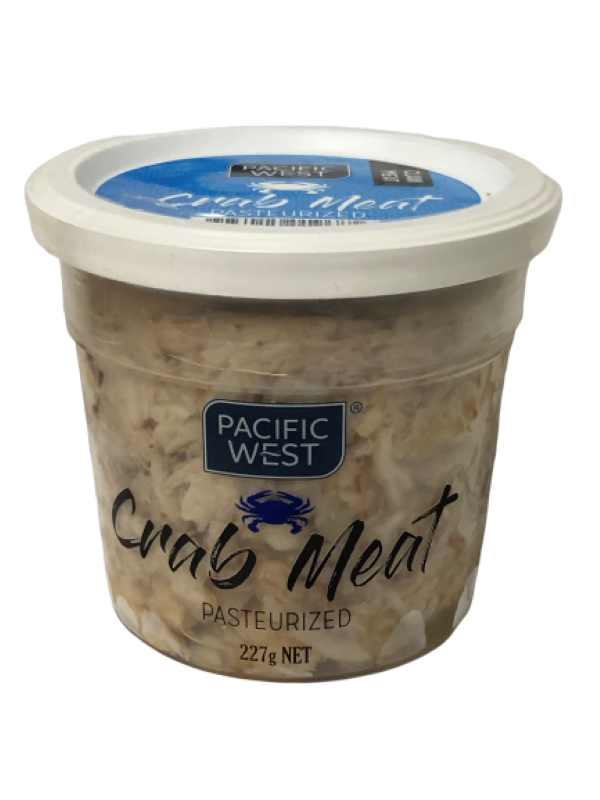 Crab Meat Pasteurized Alaskan
