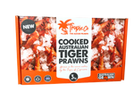 Load image into Gallery viewer, Prawns XL Tiger Cooked  Qld