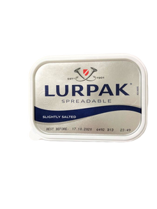 Butter spreadable Lurpak