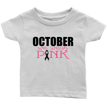 October We Wear Pink