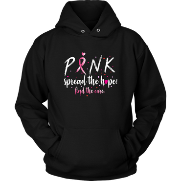 PINK - spread the hope! find the cure.