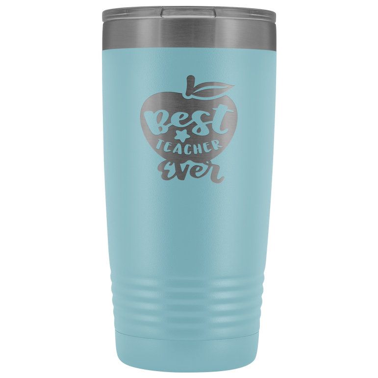 Teacher Appreciation Tumbler