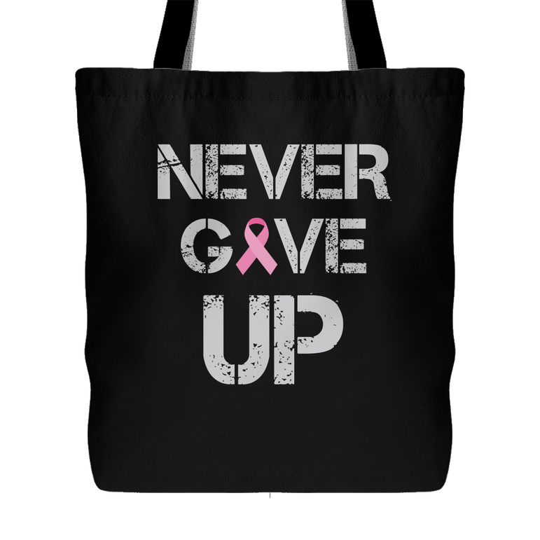 Never Give Up Bag