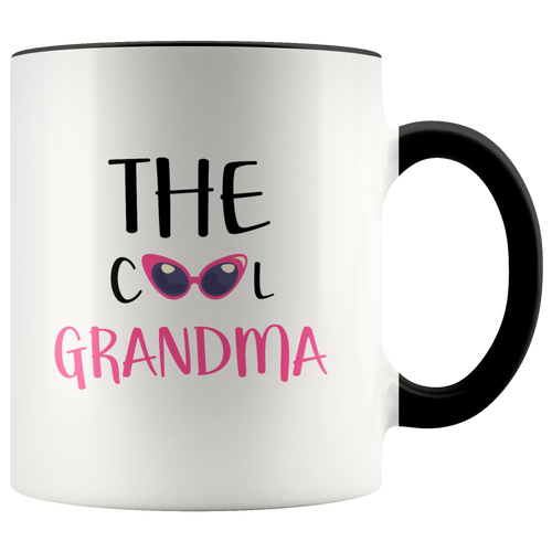 THE COOL GRANDMA