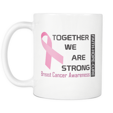 Together We Are Strong Mug