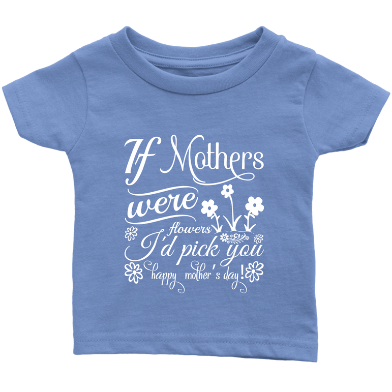 IF MOTHERS WERE FLOWERS I'D PICK YOU HAPPY MOTHERS DAY