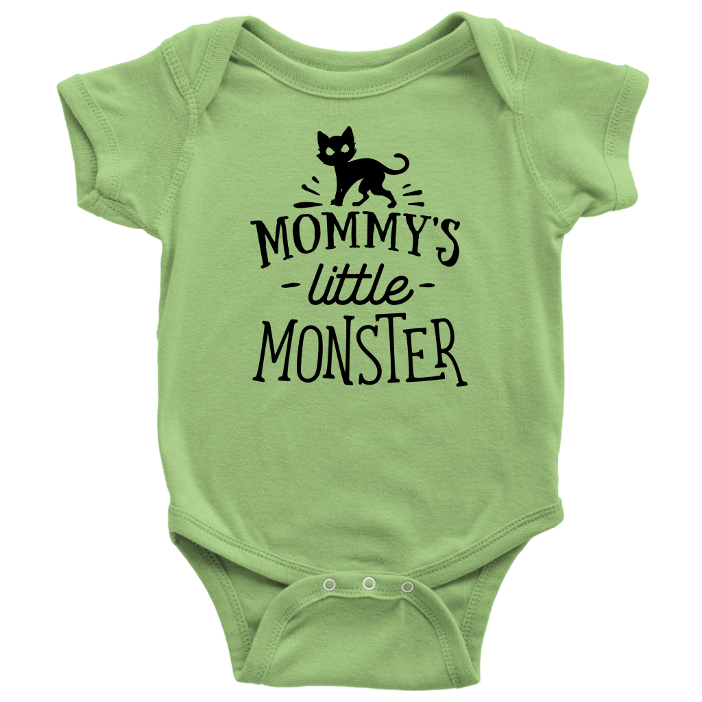 Mommys Little Monster