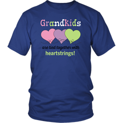 Grandkids are tied together with Heartstrings