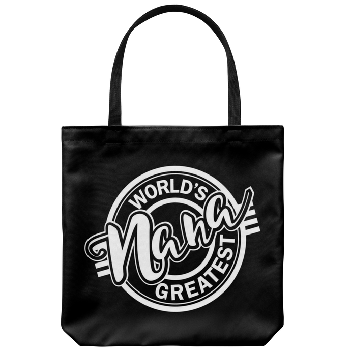 Worlds Greatest Nana Bag