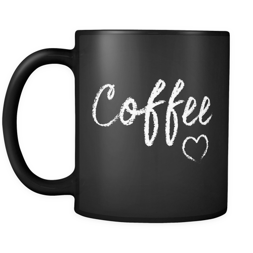 Coffee Heart Mug