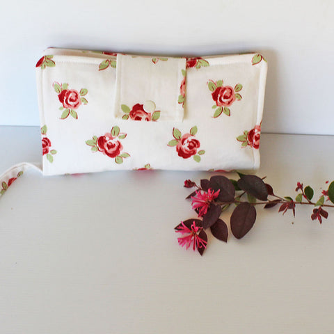 Nappy Wallet - Baby Accessories - Floral