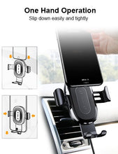 RhinoCharge™ Qi Wireless Gravity Car Charger
