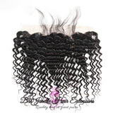 13*4  Wave Lace Frontals