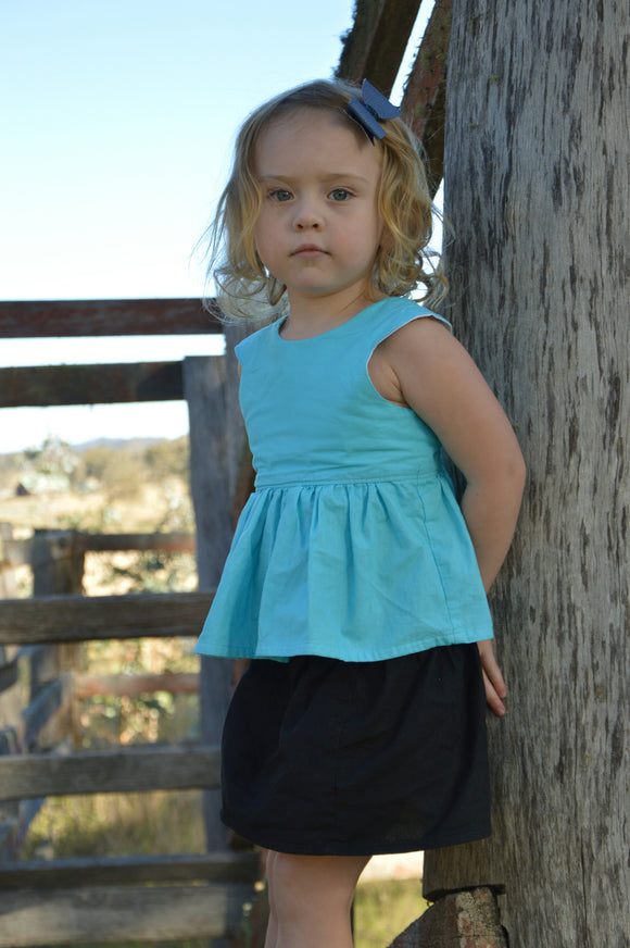 Adelyn Skirt: Size 0-4