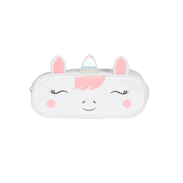 Betty The Rainbow Unicorn Pencil Case