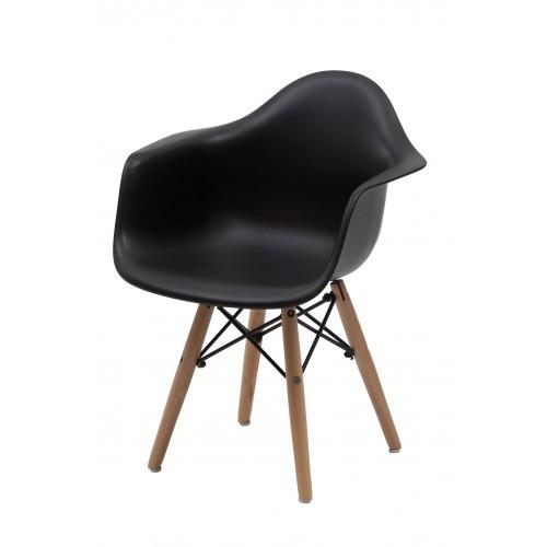 Kids Armchair - Black