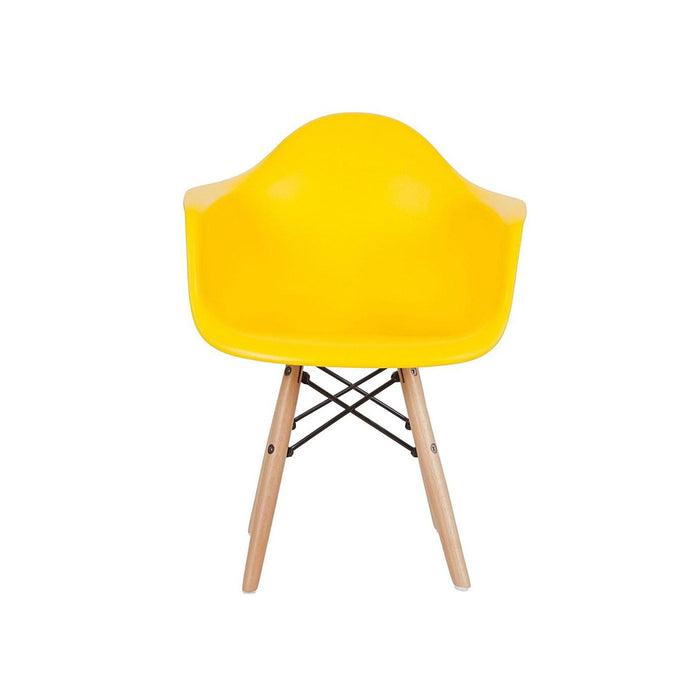 Kids Armchair - Yellow
