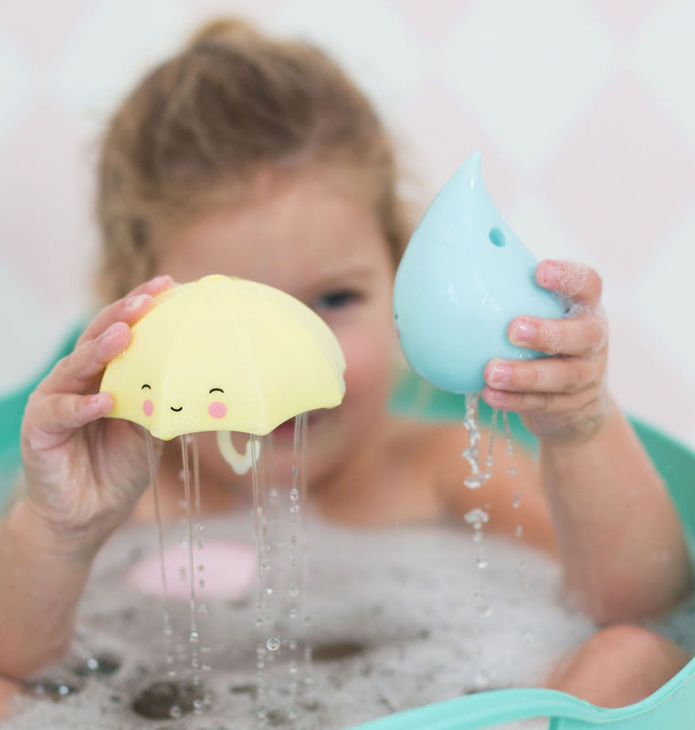 BATH TOY RAINDROP