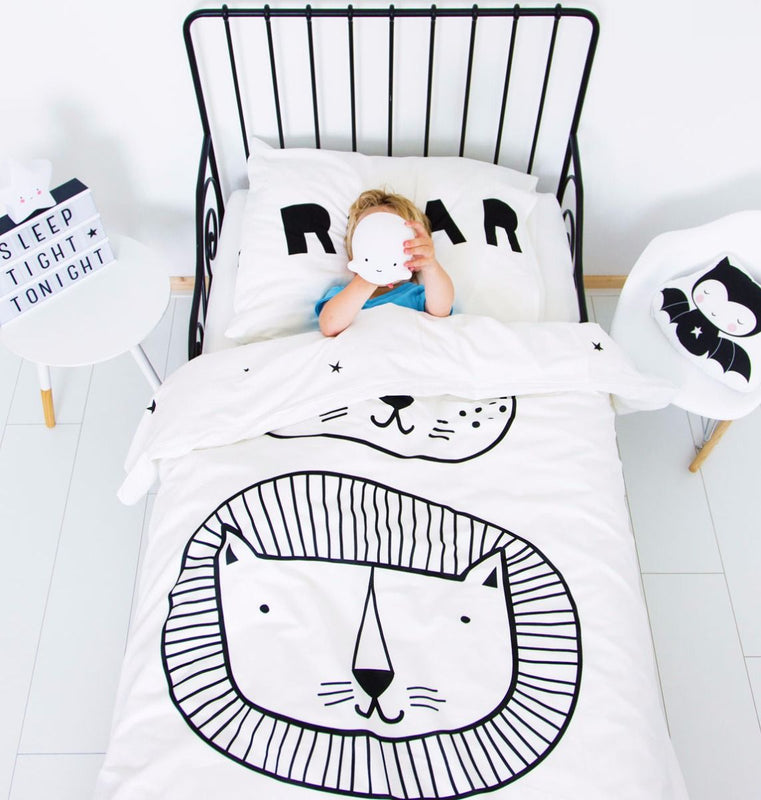 BED COVER SET ROAR