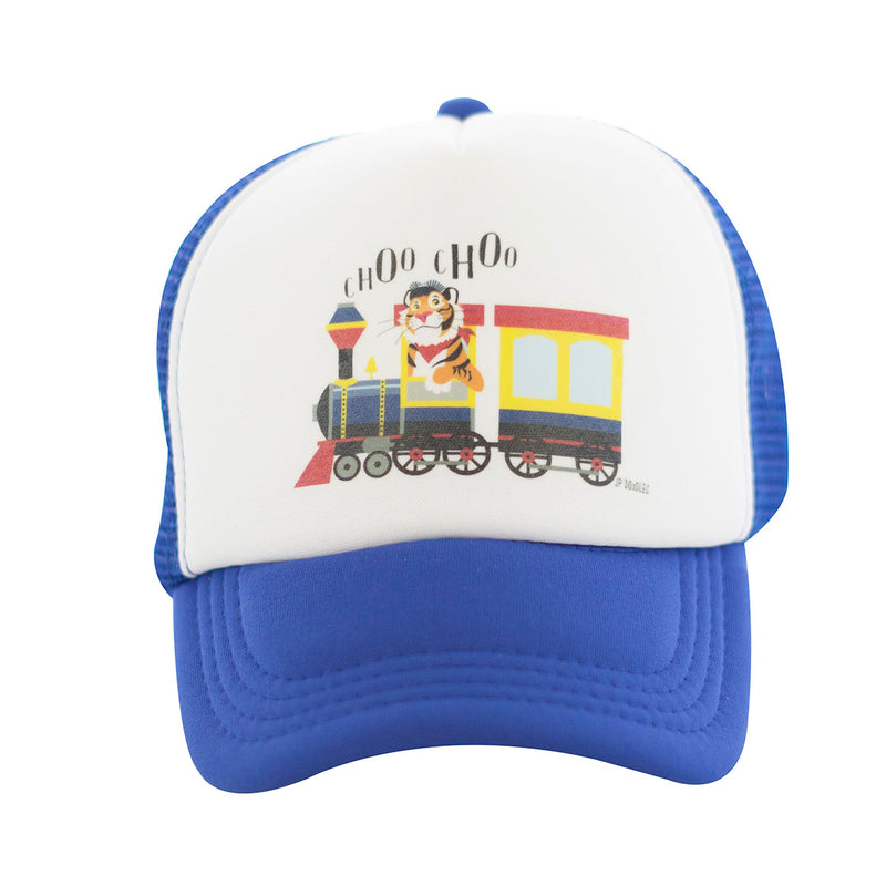 fd20166a216 KID S TRUCKER TRAIN HAT – Poccodots
