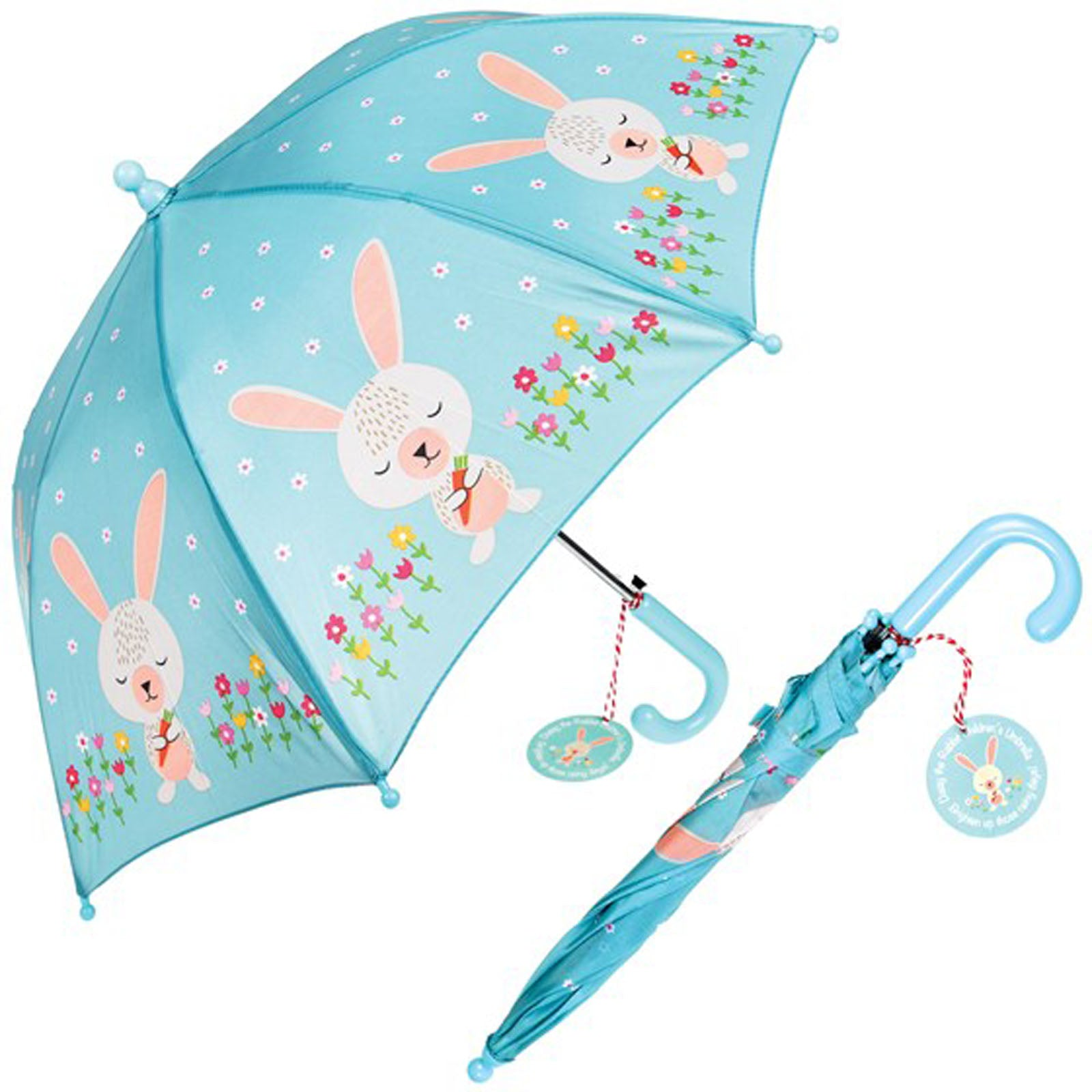 DAISY THE RABBIT CHILDREN'S UMBRELLA