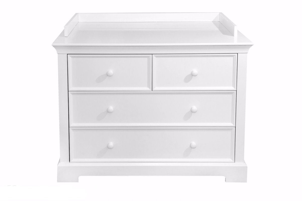 DRESSER WITH CHANGING STATION - FRENCH LINE