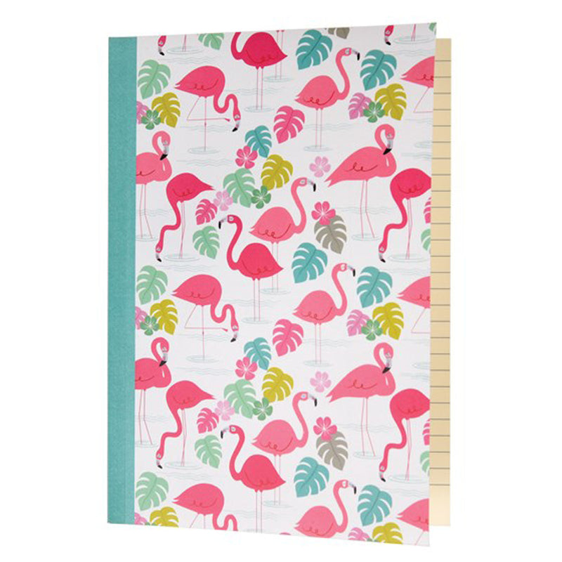 FLAMINGO BAY A5 NOTEBOOK