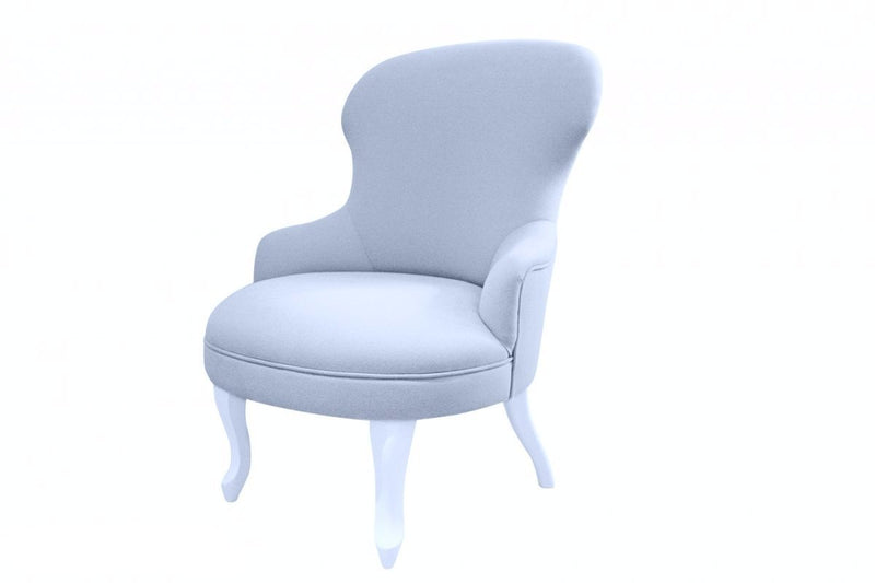 Granny's Light Blue Chair